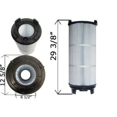 Cartridge Filter Sta-Rite System:3 S8M500 25021-0224S