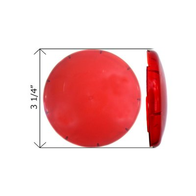 Colored Spa Light Red Lens Pentair 79108900