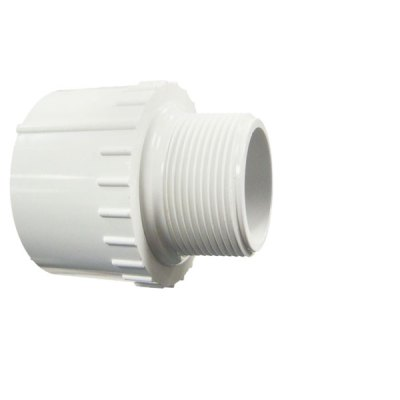 Dura Reducing Male Adapter 2 in. to 1-1/2 in. 436-213