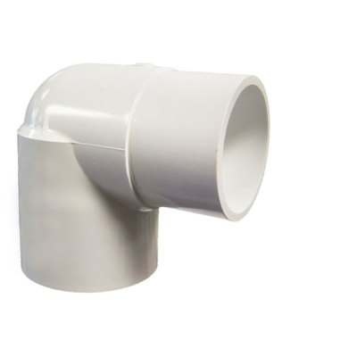 Dura Street 90 Degree Elbow 2 in. 409-020