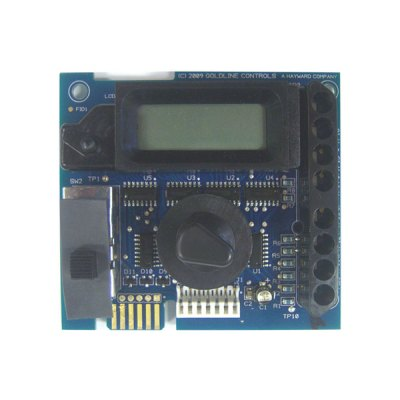 Goldline Aqua Rite Digital Display Board GLX-PCB-DSP