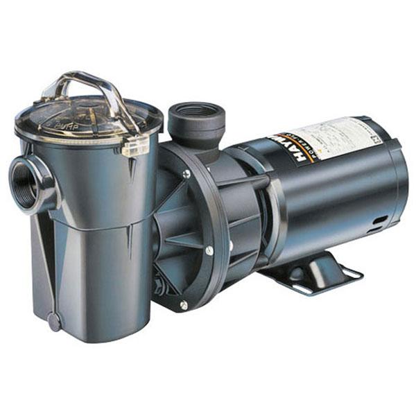 Hayward 1 HP 48 Frame 115V Power-Flo II Pump SP1780