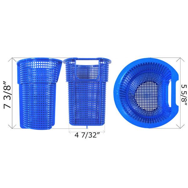 Aladdin Hayward Pump Strainer Basket Power-Flo II SPX1500LX