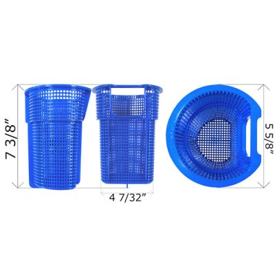 Aladdin Hayward Pump Strainer Basket Power-Flo II SPX1500LX