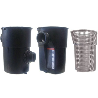 Hayward Strainer Housing with Basket Power-Flo II SPX1500CAP