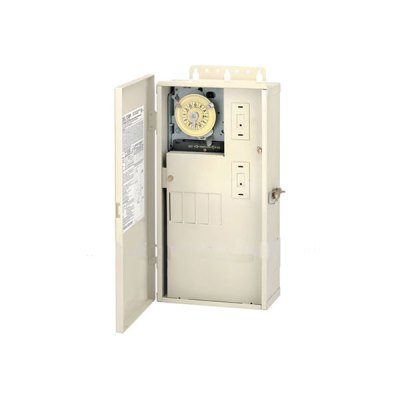 Intermatic Mechanical Control Center T21004R