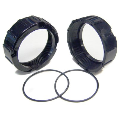 Jandy 3 in. Coupling Nut Kit LXi LRZE LRZM Heater R0454000