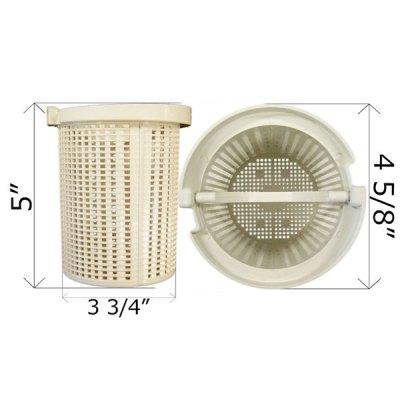 Max-E-Glas Dura-Glas Pump Sta-Rite Basket C108-33P