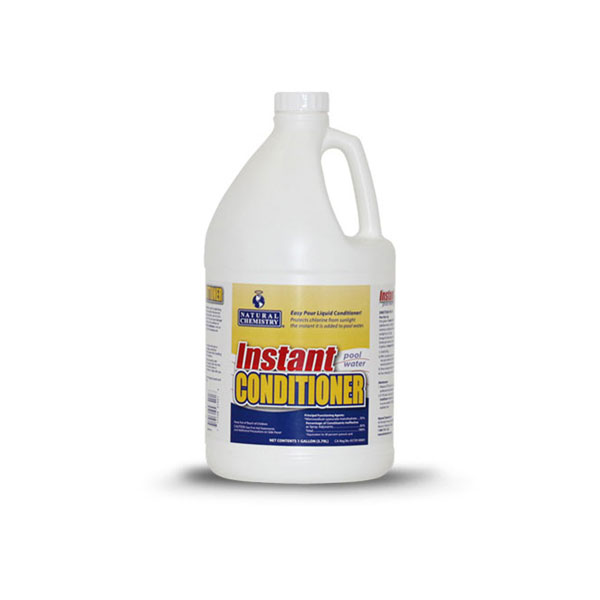 Natural Chemistry Pool Water Instant Conditioner 1 gal. 07401