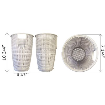 NorthStar Hayward Pump Strainer Basket SPX4000M