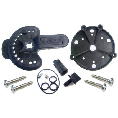 Pentair 2 in. Adapter Kit CVA-24T To Ortega Valve OVA2