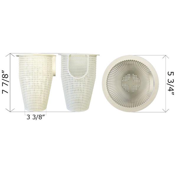 Pentair IntelliFlo Variable Speed & WhisperFlo Pump Basket 070387