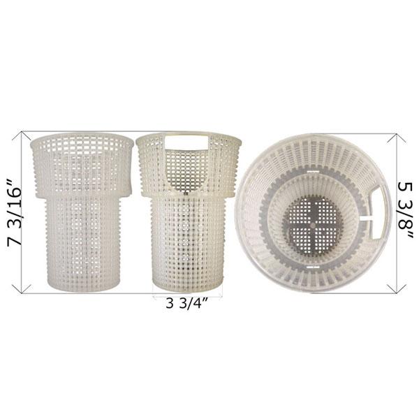 Pentair SuperFlo VS Pinnacle Pump Basket 355667