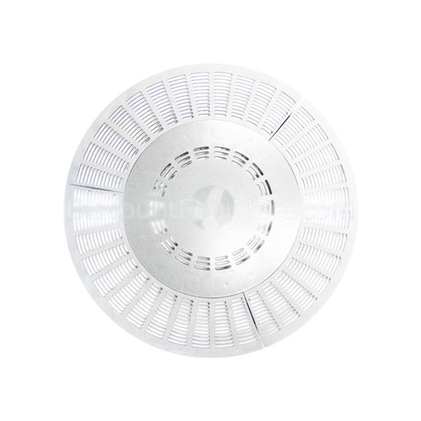 Polaris Anti Vortex Main Drain Cover White Unicover 5820