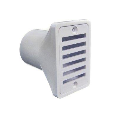Pooline 2 in. FIPT Slip Deck Drain Gutter Socket 11209