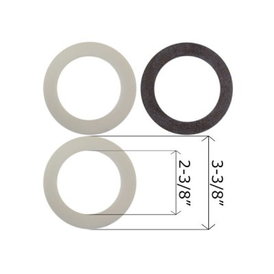 Pooline Return Fitting Gasket Pool Skimmer 11010