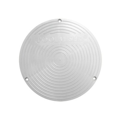 "Poolmiser Automatic Pool Water Leveler White Lid Cover 7-1/8"" RP-204"