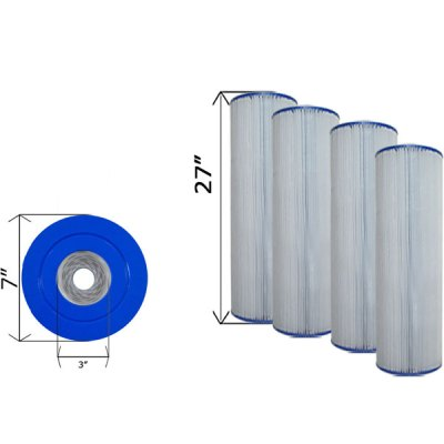 Cartridge Filter Jandy CL460 C-7468 - 4 Pack