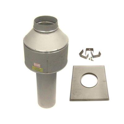 Raypak Heater Indoor Stack Top R336 R337 009840