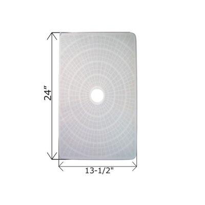 Rectangular DE Grid 24 in. x 13 1/2 in. FG-2413 FC-9740