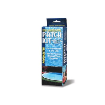 WET 4 oz. Patch Kit Vinyl Swimming Pool 30279
