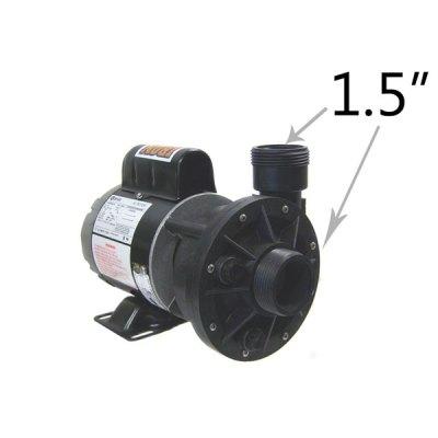 Waterway 1 Speed 0.125 HP 115V Spa Pump 3410030-1E
