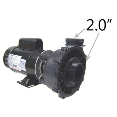 Waterway 1 Speed 1.0 HP 115V Spa Pump 3410410-1A