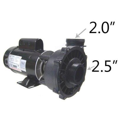 Waterway 2 Speed 4.5 HP 230V Spa Pump 3421821-13