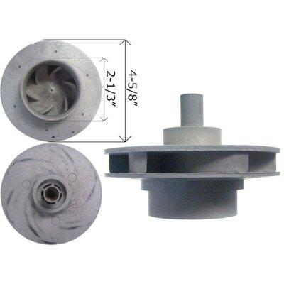 Waterway 3 HP Impeller Executive 56-Frame Pump 310-4200