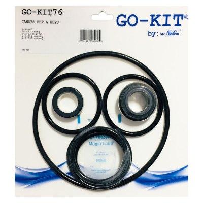 Aladdin Jandy HHP & HHPU Pump Seal Kit GO-KIT76