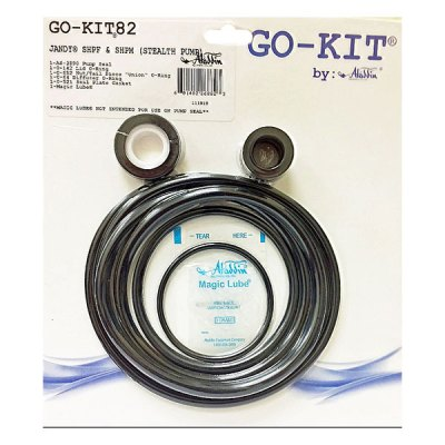 Aladdin Jandy SHPF SHPM Pump Seal Kit GO-KIT82