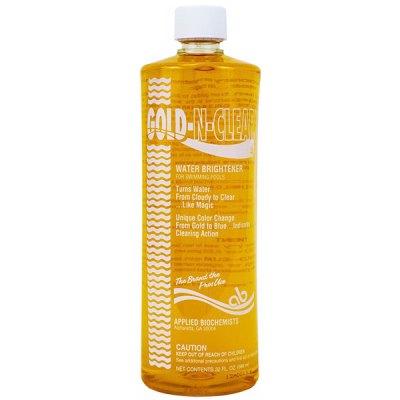 Applied Biochemists Gold-N-Clear Pool Water Clarifier 407803