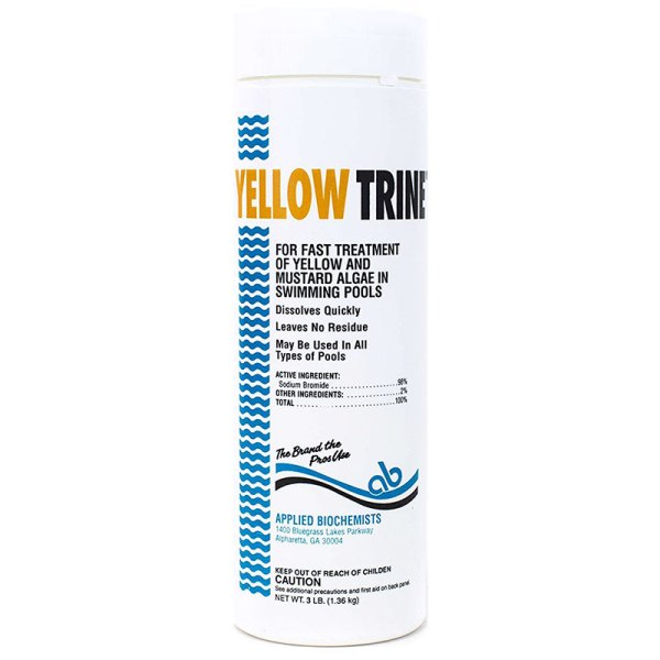 Applied Biochemists Yellow Trine Yellow Mustard Algaecide 408622