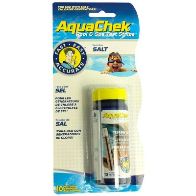 AquaChek White Salt Titrators Pool & Spa Test Strips 561140A