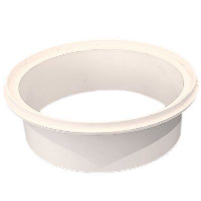 Aqualine Skimmer Ring 6in White P-17-6R