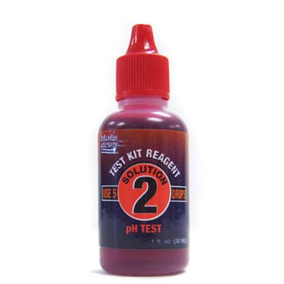 Blue Devil 1 oz. Test Kit Reagent Solution 2 pH B7042