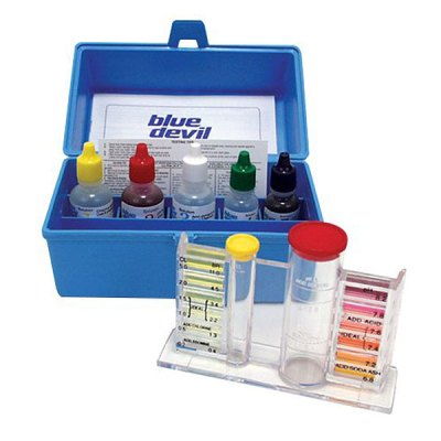 Blue Devil Pool & Spa 5-Way Test Kit B7448