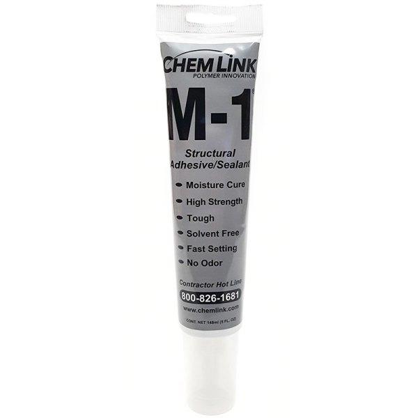 Chemlink Adhesive Sealant Sealer Multipurpose M 1 5oz