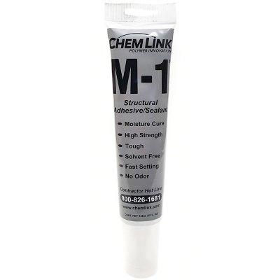 ChemLink Adhesive Sealant Sealer Multipurpose M-1 5oz. F1277WH