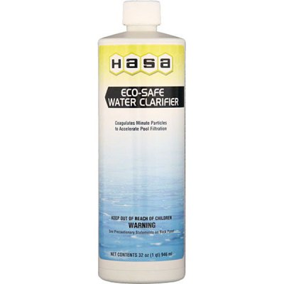 Hasa Eco-Safe Swimming Pool Water Clarifier 32oz. 80121