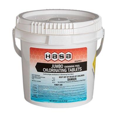 Hasa Swimming Pool Chlorine Tablets 3in. 4.37lb. 63084