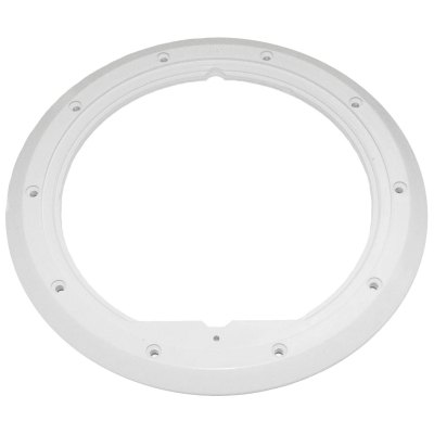 Hayward SP0607 PVC Niche ABS Plastic White Front Frame Ring SPX0507A1