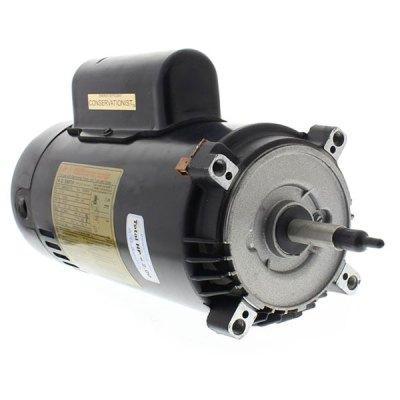 Hayward SP3000 Super II Pump Threaded Shaft 1 HP Motor SPX1610Z1BEE