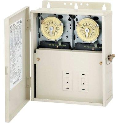 Intermatic Mechanical Control Center T10101R
