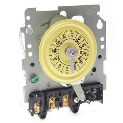Intermatic Mechanical Timer Time Switch 110V SPST T101M
