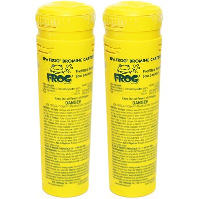 King Technology Spa Frog Bromine Cartridge 01-14-3824 - 2 Pack