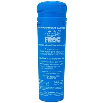 King Technology Spa Frog Floating System Mineral Cartridge 01-14-3812