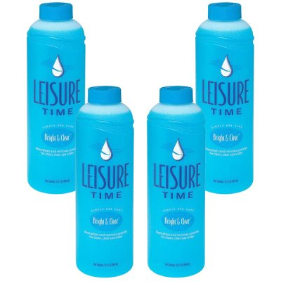 Leisure Time Bright & Clear 32 oz. A - 4 Pack