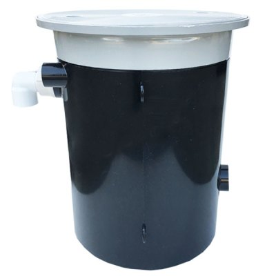 MP Industries Automatic Swimming Pool Water Leveler White 1953-JW