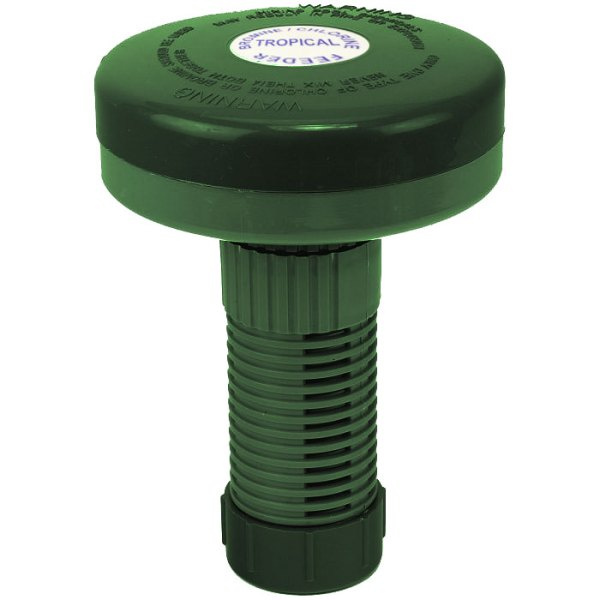 MP Industries Tropical Green 1 in. Spa Bromine Tablet Feeder 1973EC
